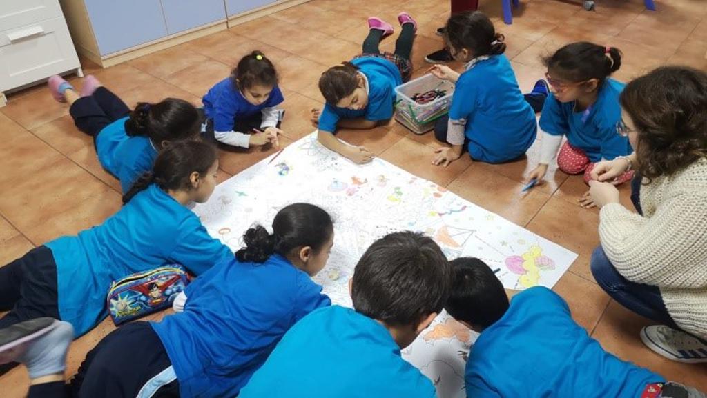 españa proyectos infancia